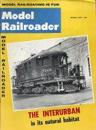 Model Railroader Vol. 26 No. 8 Magazine