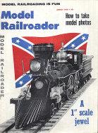 Model Railroader Vol. 27 No. 8 Magazine
