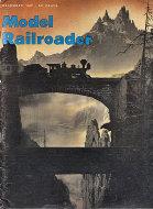 Model Railroader Vol. 28 No. 12 Magazine