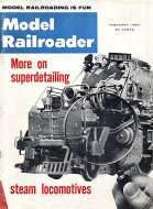 Model Railroader Vol. 29 No. 2 Magazine