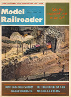 Model Railroader Vol. 32 No. 3 Magazine