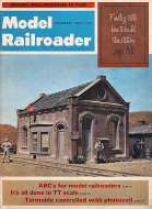 Model Railroader Vol. 33 No. 11 Magazine
