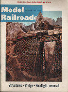 Model Railroader Vol. 34 No. 10 Magazine