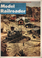 Model Railroader Vol. 34 No. 4 Magazine