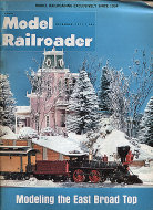 Model Railroader Vol. 38 No. 12 Magazine