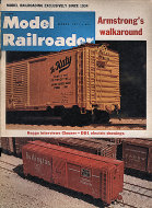 Model Railroader Vol. 38 No. 3 Magazine