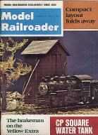 Model Railroader Vol. 40 No. 1 Magazine