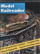 Model Railroader Vol. 41 No. 3 Magazine