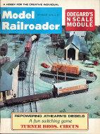 Model Railroader Vol. 43 No. 10 Magazine