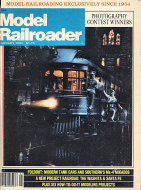 Model Railroader Vol. 49 No. 1 Magazine