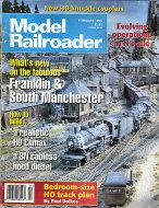 Model Railroader Vol. 63 No. 2 Magazine
