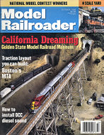 Model Railroader Vol. 66 No. 10 Magazine