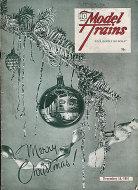 Model Trains Vol. 4 No. 8 Magazine