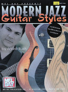Modern Jazz Guitar Styles Book