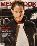 Modern Luxury: Men's Book Chicago Spring 2014 Magazine