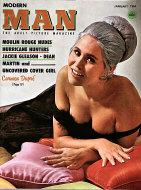 Modern Man Jan 1,1966 Magazine