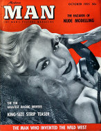 Modern Man Oct 1,1955 Magazine