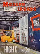 Modern Railroads Vol. 19 No. 6 Magazine