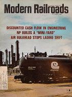 Modern Railroads Vol. 23 No. 10 Magazine