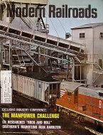 Modern Railroads Vol. 23 No. 6 Magazine