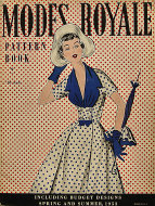 Modes Royale Pattern Book Book