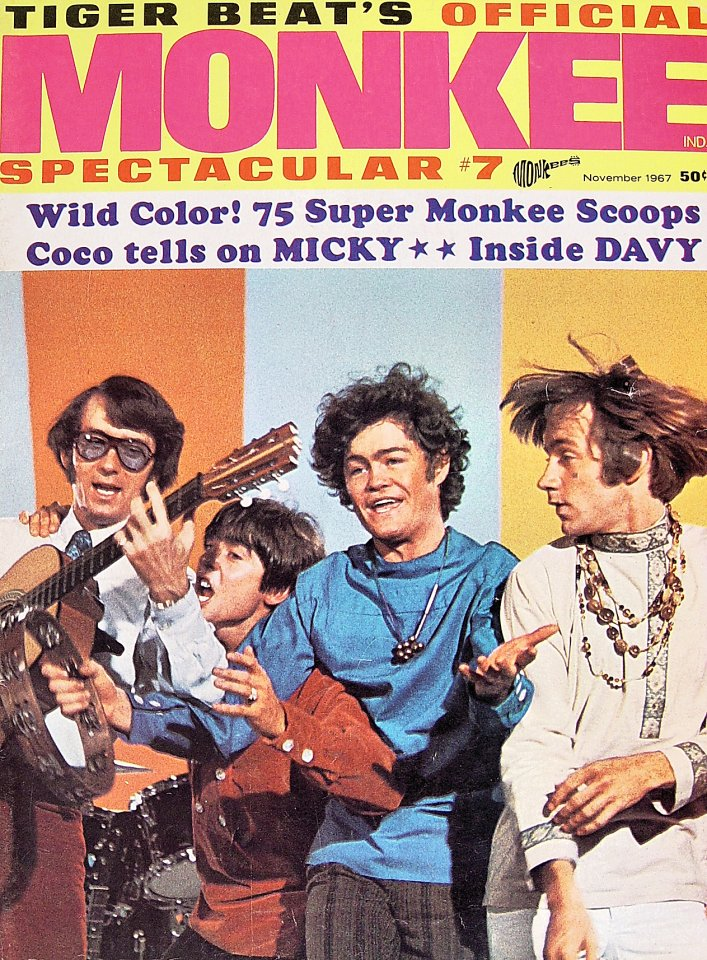 Monkee Spectacular No. 7