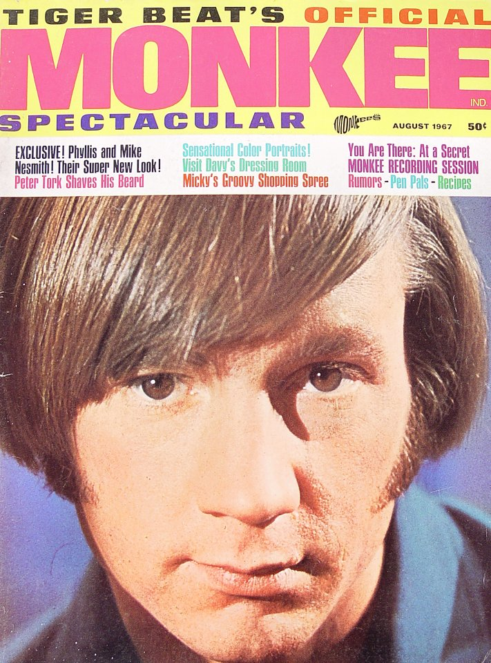 Monkee Spectacular Vol. 1 No. 4