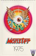 Monster Calendar Calendar