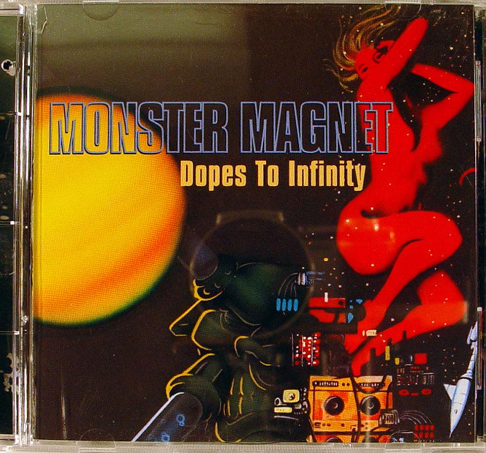 Monster Magnet CD