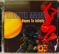 Monster Magnet CD
