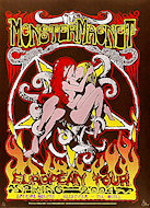 Monster Magnet Poster
