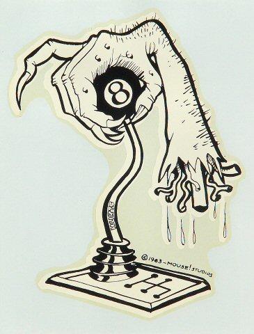 Monster Stickers Sticker