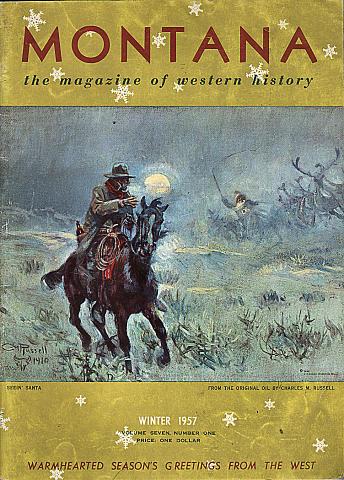 Montana Vol. 7 No. 1 Magazine