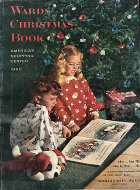 Montgomery Ward Christmas Catalog Chicago 1960 Magazine