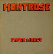 """Montrose Vinyl 12"""" (Used)"""