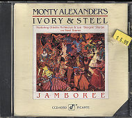 Monty Alexander's Ivory and Steel CD