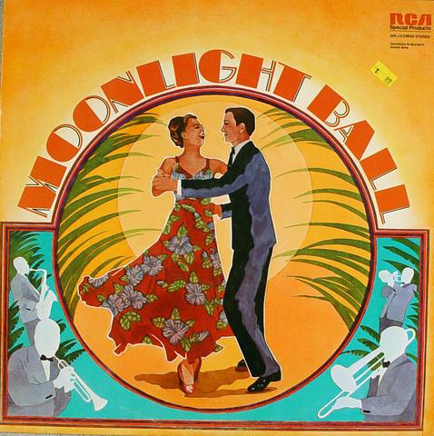 """Moonlight Ball Vinyl 12"""" (Used)"""