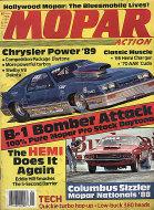 Mopar Action Vol. 1 No. 2 Magazine