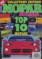 Mopar Muscle Vol. 5 No. 5 Magazine