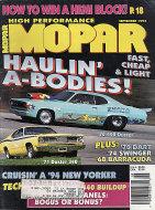 MOPAR Vol. 7 No. 6 Magazine