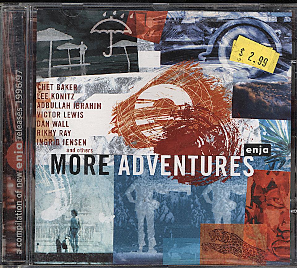 More Adventures CD