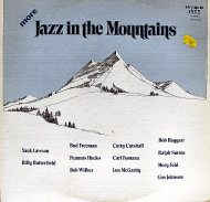"More Jazz In the Mountains Vinyl 12"" (Used)"
