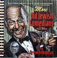 More Old Jewish Comedians Book