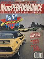 MorPerformance Vol. 8 No. 1 Magazine