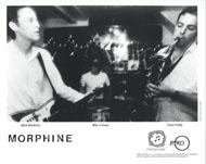 Morphine Promo Print