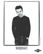 Morrissey Promo Print