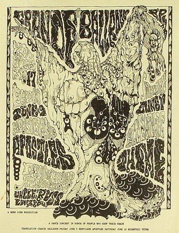 Morticians Handbill