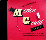 "Morton Gould and His Orchestra Vinyl 12"" (Used)"