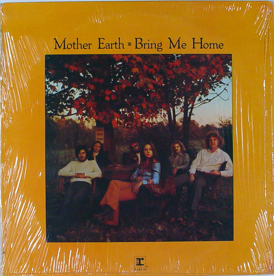 """Mother Earth Vinyl 12"""" (Used)"""