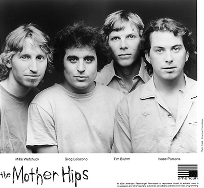 Mother Hips Promo Print